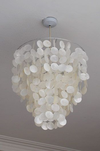 Capiz lamp shade ceiling pendant bedrooms and ceilings capize lamp capiz lamp shade mozeypictures Image collections