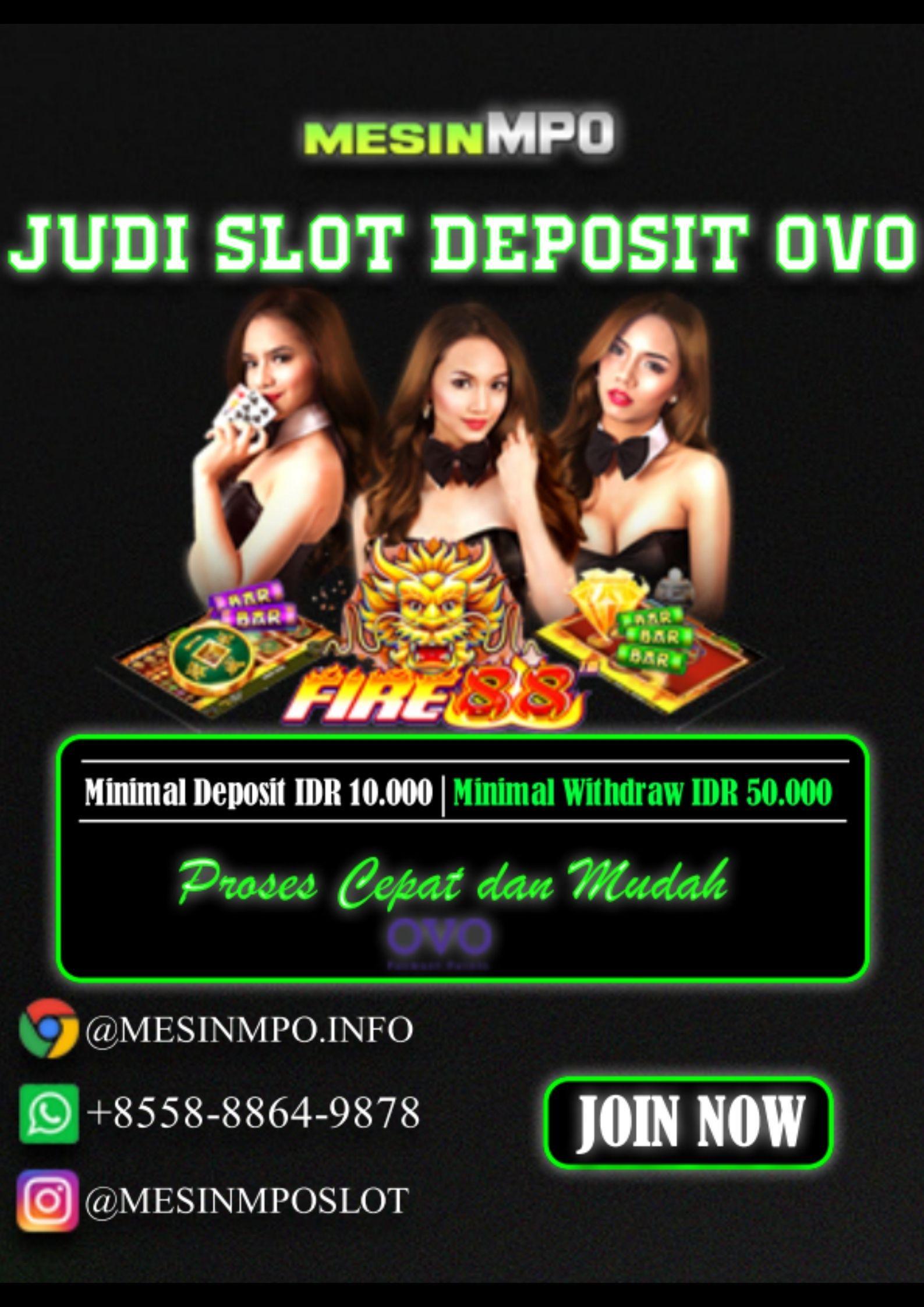 Pin On Judi Slot Deposit Pulsa