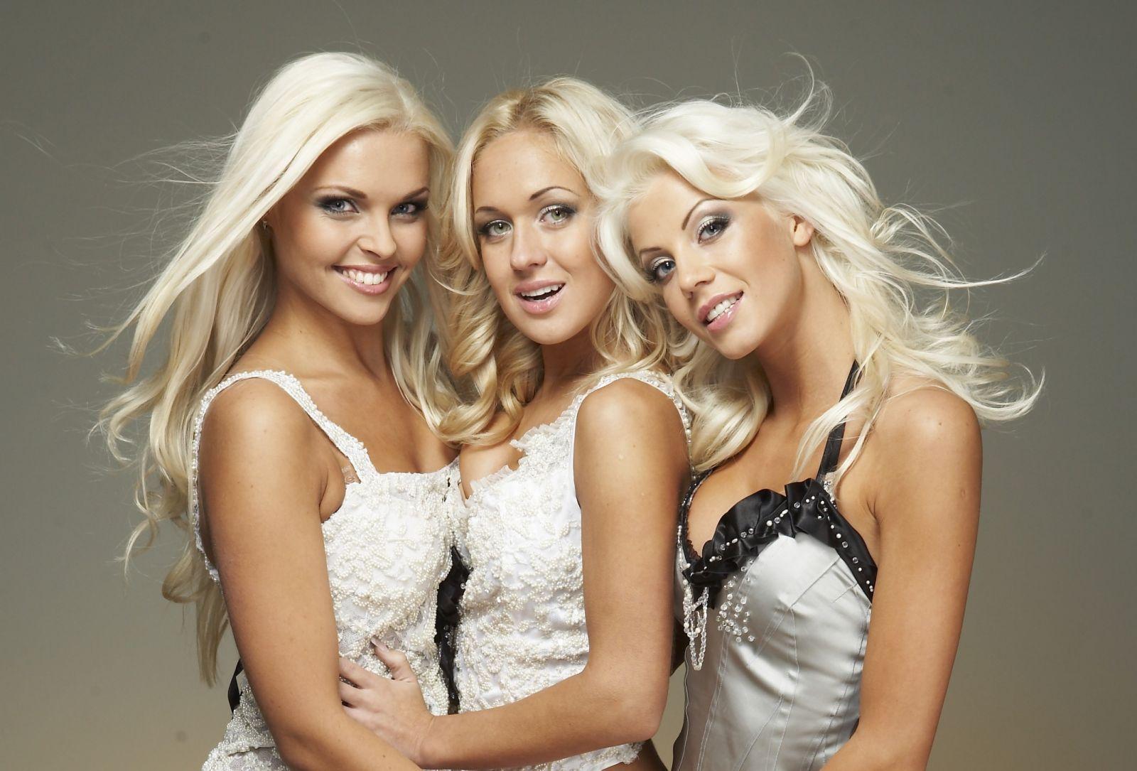 Lithuanian shaven girls