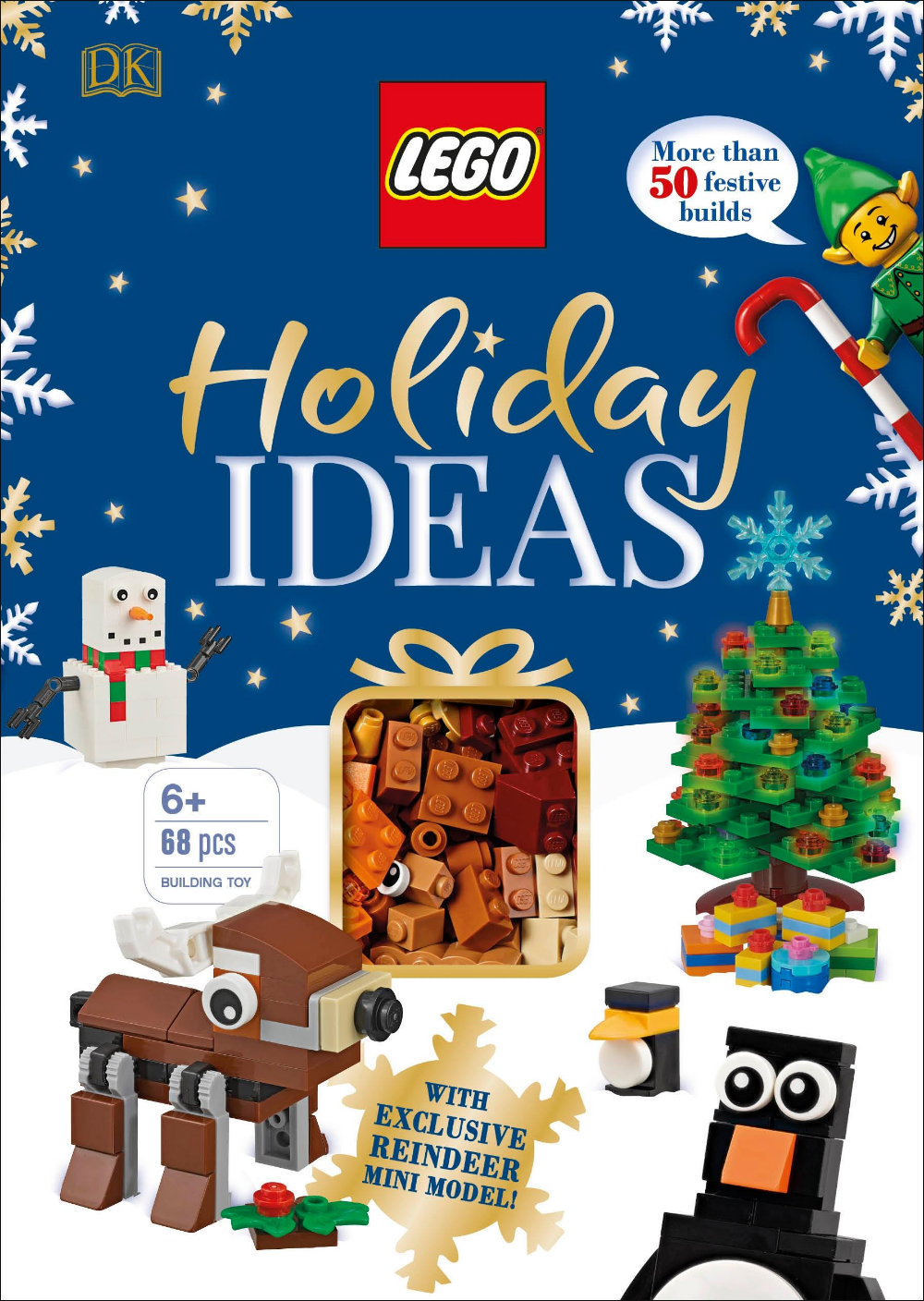 Lego Holiday Ideas More Than 50 Festive Builds Walmart Com In 2020 Lego Christmas Business For Kids Holiday Crafts