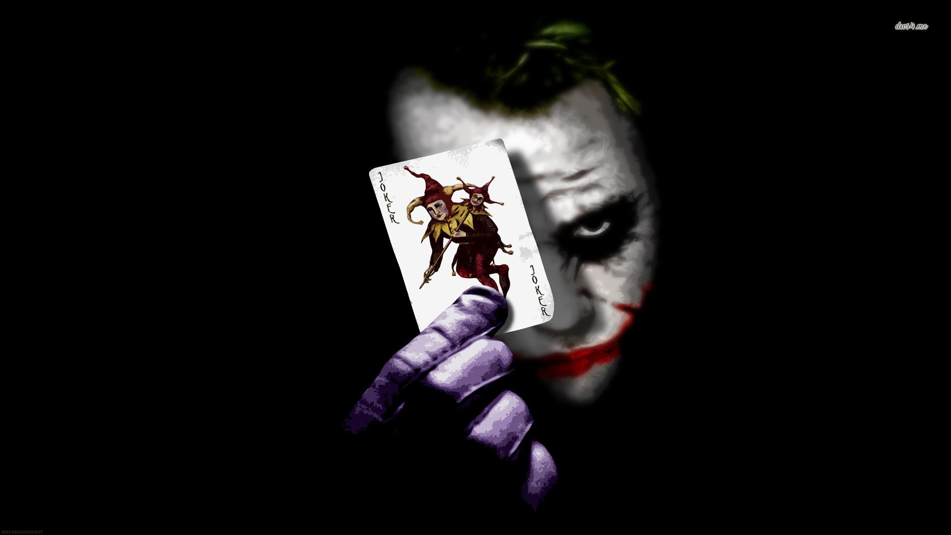 Why So Serious Dc Universe Joker Wallpapers Joker Hd Wallpaper