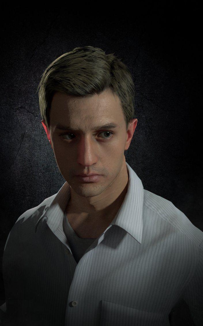 Resident Evil 7 Biohazard Ethan Winters Character Design