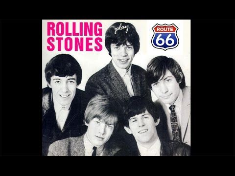 Rolling Stones Route Special Rare Version Music - Route 66 youtube