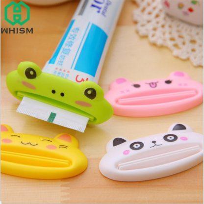 Oyourlife 2pcs Set Creative Multifunction Squeezer Toothpaste