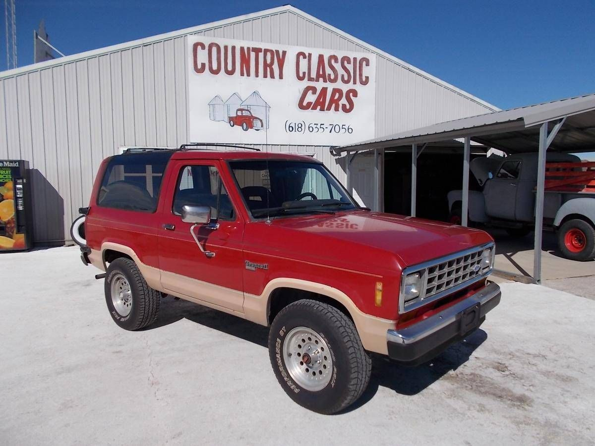 1988 Ford Bronco For Sale 1921814 Hemmings Motor News Ford Bronco Ford Bronco For Sale Bronco For Sale