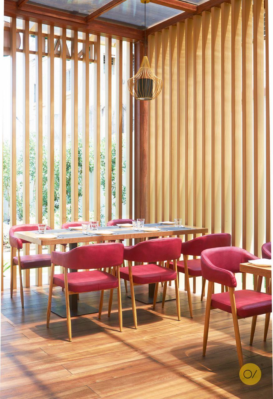 Pine Wood Rafters Posts Interior Design Companies Commercial Interior Design Architect Design