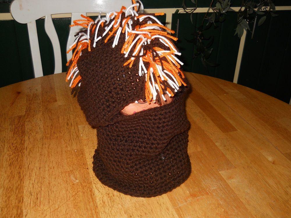Crochet Ski Mask. | Ski mask | Pinterest