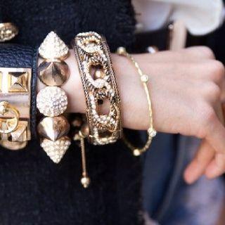 Bracelets, cuffs
