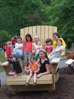 Marvelous Big Chair At The Story Garden, Binghamton   Google Search