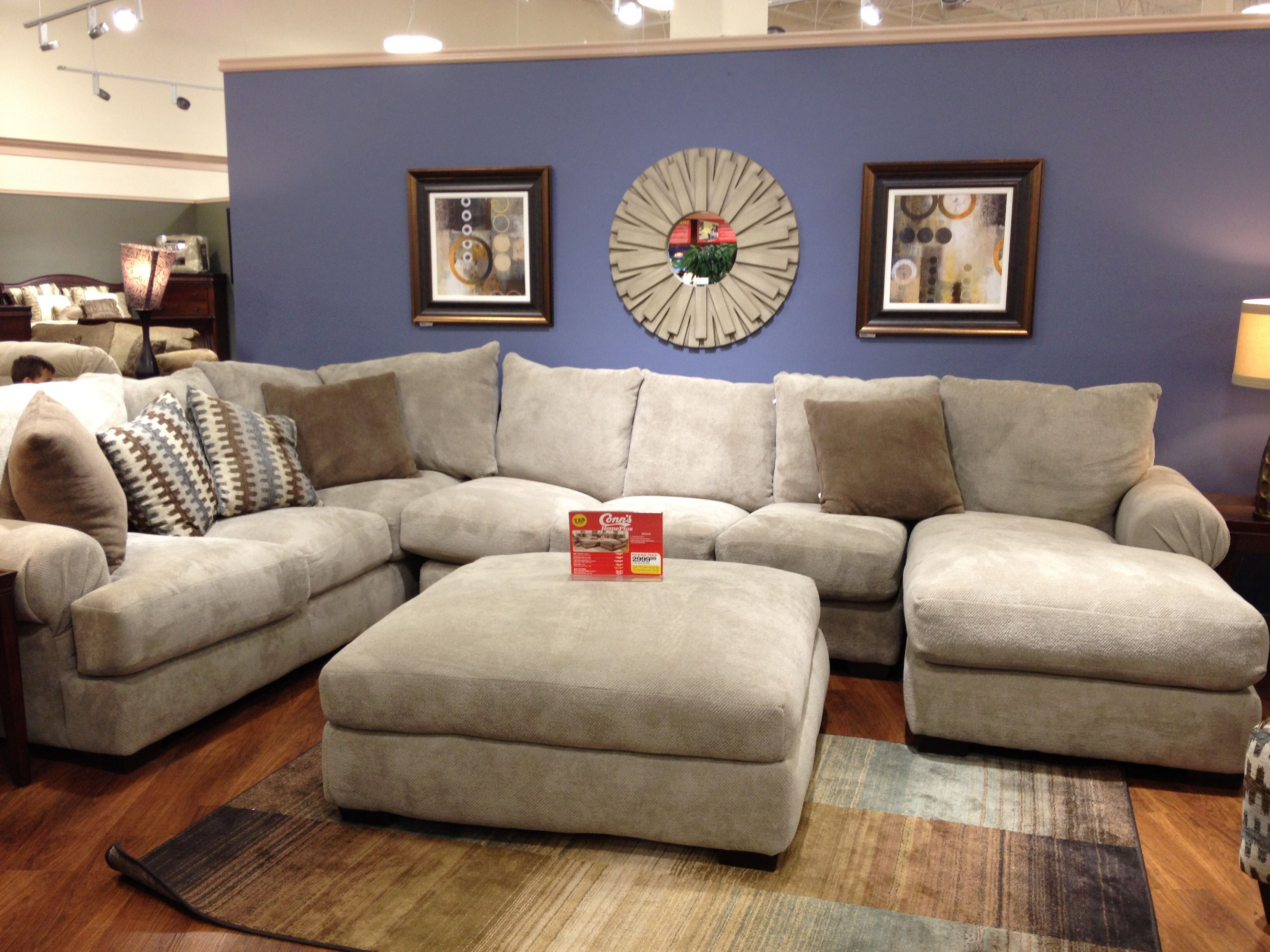 The most comfy couch!   Home is Love   Pinterest   Living ...