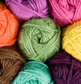 8 yarns for your next knitting project -- I'm always looking for great new yarns now :)