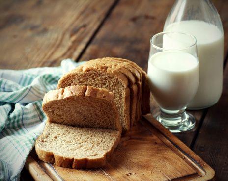Pan brioche integrale yogurt