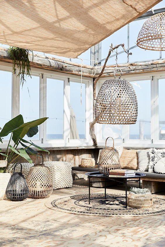 Pin by elietedepaula5 on varandas Pinterest Villa design - designer gartensofa indoor outdoor