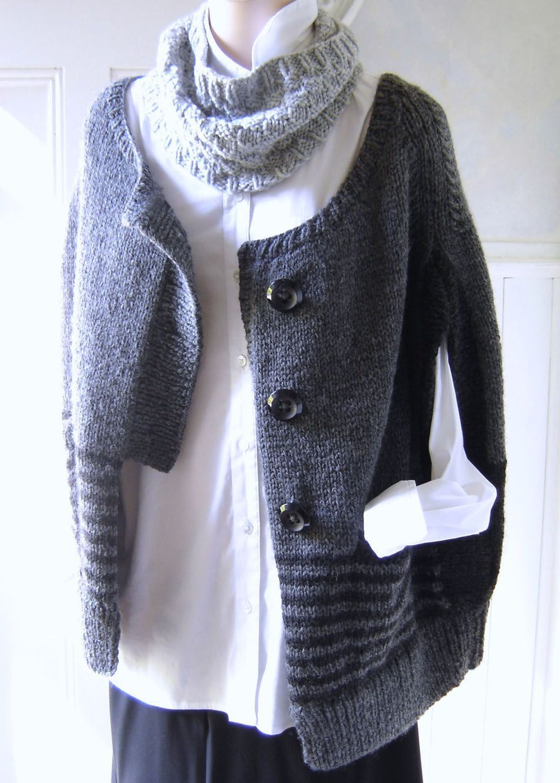 ML181 Love This Cardigan pattern by Maddy Cranley #2: 0cff0fde914fb088ba08ff9f2c0376a9