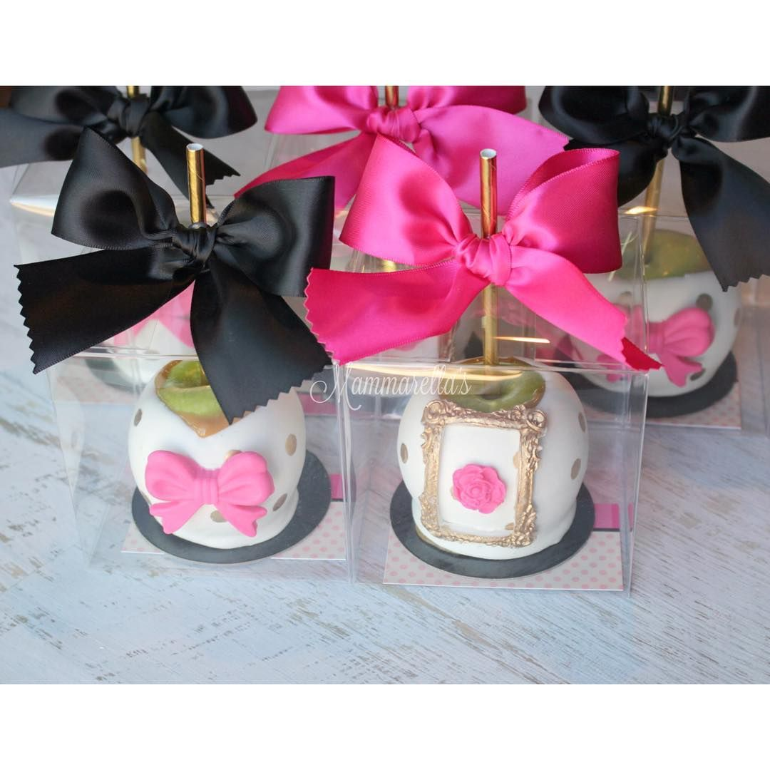 Chocolate/caramel apples for some special nurses #dessert #food ...
