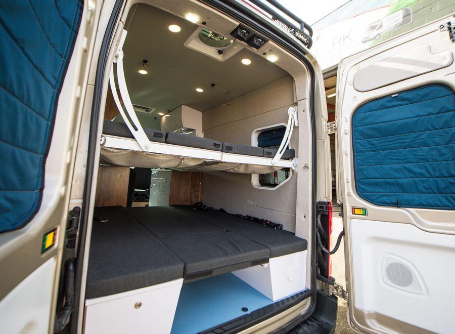 Benchmark Vehicles Ford Transit Van Sprinter Van Ford Transit Sprinter Van Vehicle Conversion