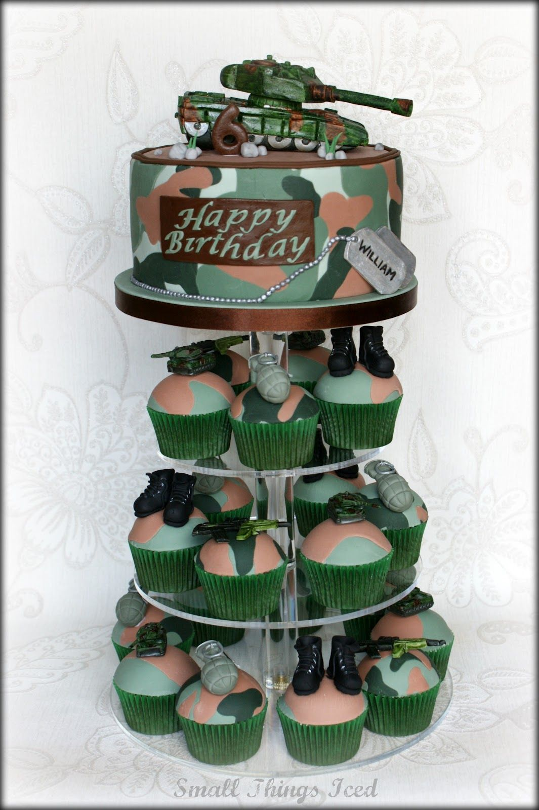 military cake ideas Army Theme Birthday Cake Ideas Pictures