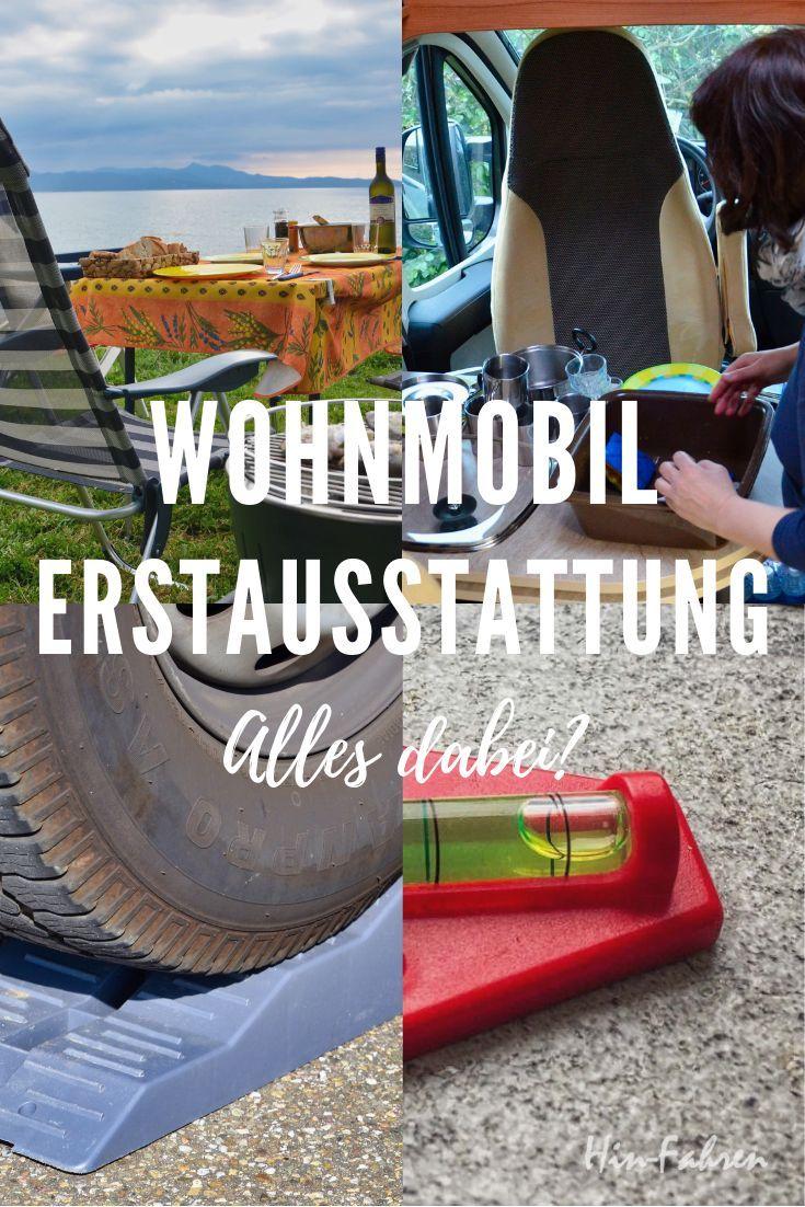 Photo of Packliste Wohnmobil: über 50 Teile & Tipps Erstausstattung