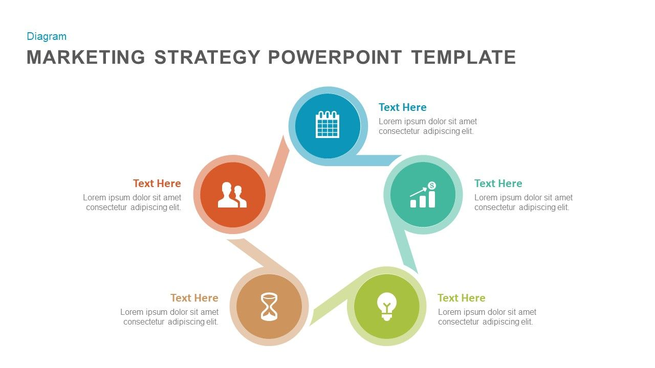 Marketing Strategy Powerpoint Template And Keynote Marketing