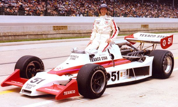 Janet Guthrie, was a 1960 University of Michigan graduate