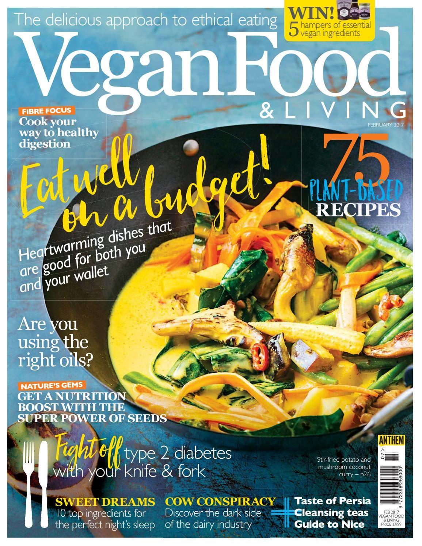 Vegan food living feb 2017 by marccu issuu recipes ill vegan food living feb 2017 by marccu issuu forumfinder Gallery