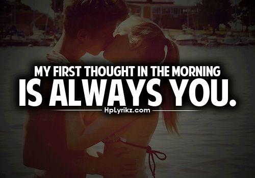 Good Morning Beautiful :* So True Baby I Love You SOOO