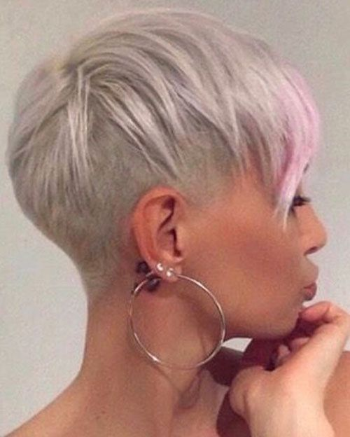 The Top Pixie Cut Ideas for 2019 pixie cut for wom