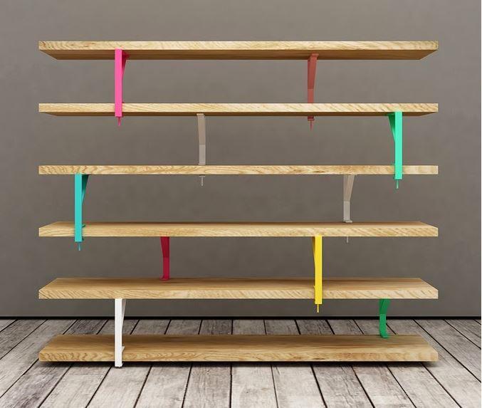 5 Bibliotheques Originales Faire Soi Meme Ikea Furniture Hacks Ikea Hacks Diy Ikea Hack Bookcase