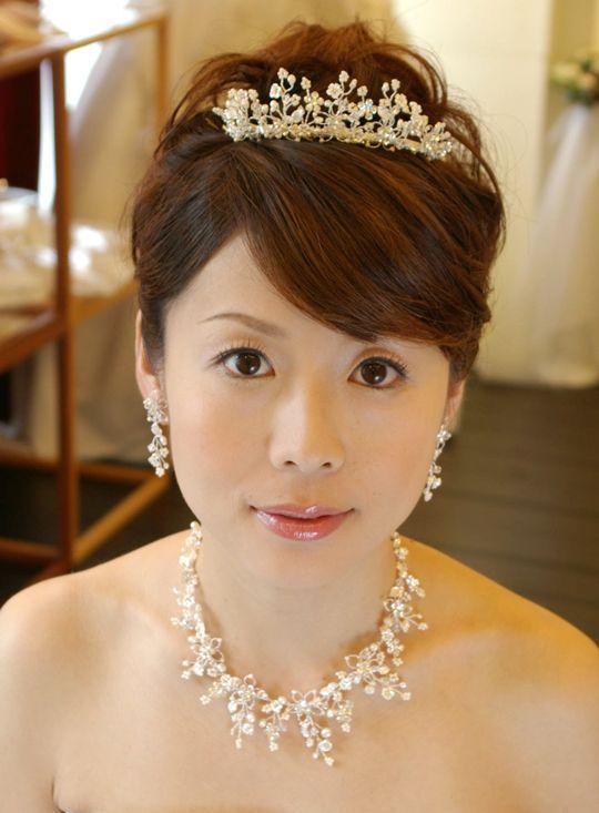 花嫁 ティアラ - Google 検索