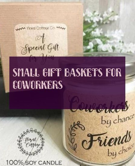 small gift baskets for coworkers
