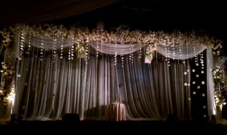 Wedding stage decor stage design pinterest wedding coral wedding stage decor stage design pinterest junglespirit Gallery