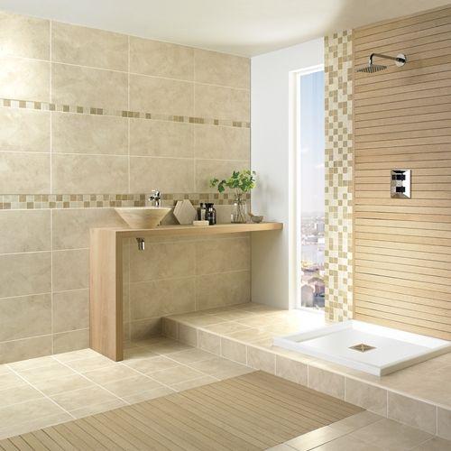15++ Salle de bain avec listel inspirations