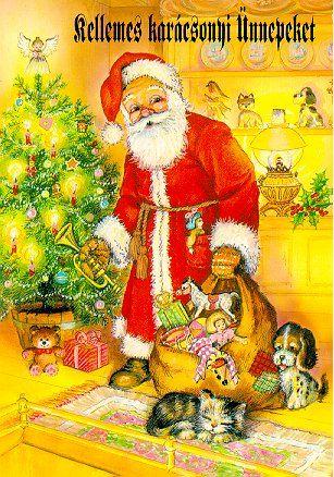 Hungarian Christmas Traditions.Hungarian Christmas Traditions Hungary People And
