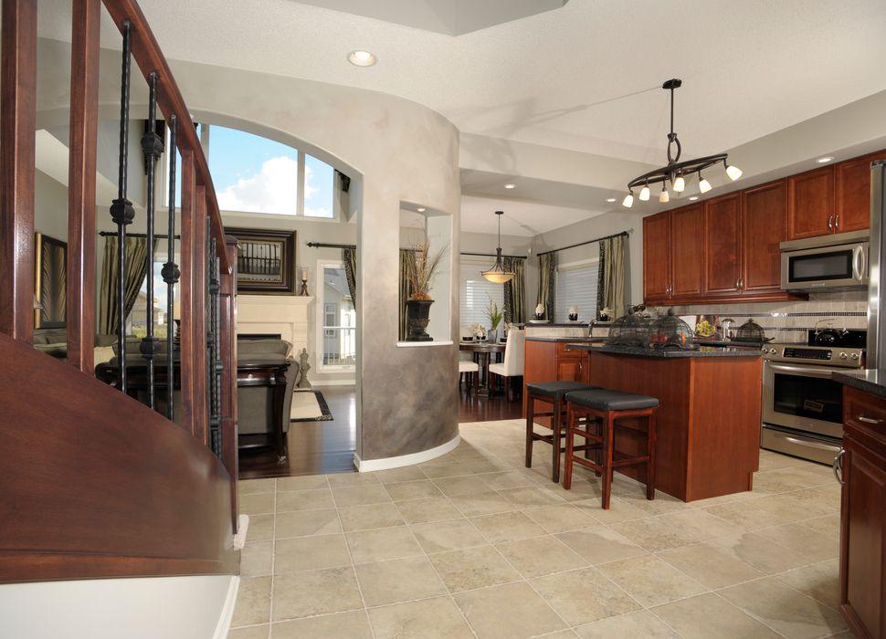 Edmonton Dream Home   Custom Home Design   4 Bedroom   Parkwood Master  Builder