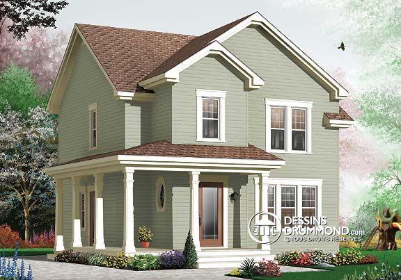 1690pc pour 206k small homes Pinterest Exterior design