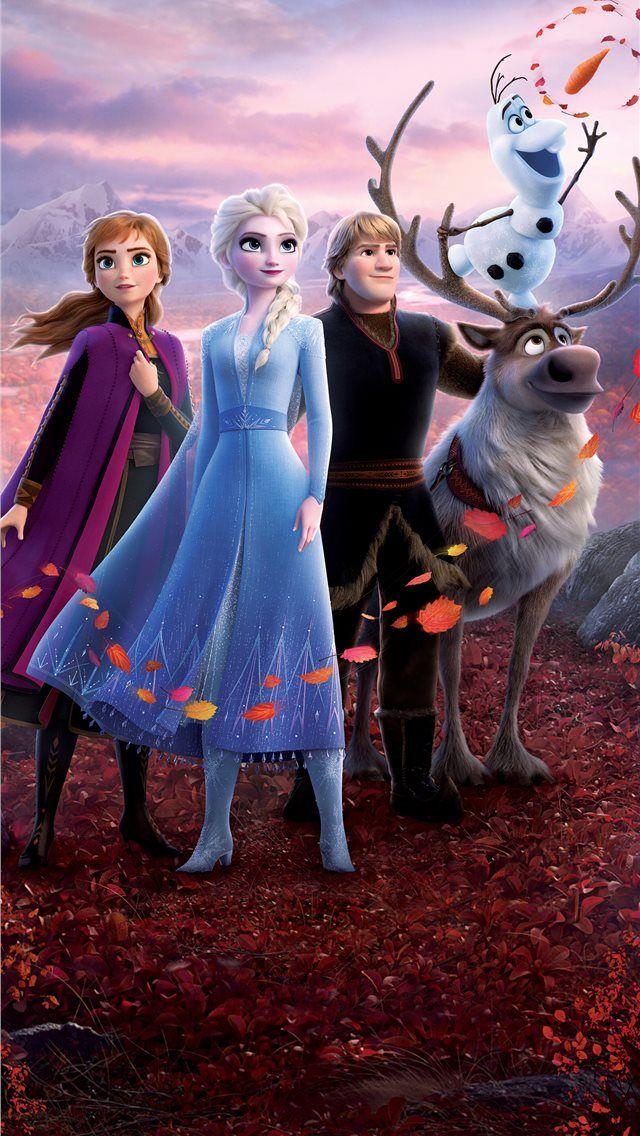 frozen 2 2019 5k movie iPhone Wallpapers