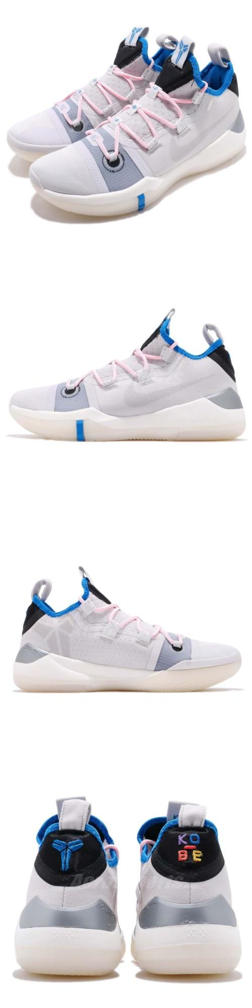 01389c348 Clothing Shoes and Accessories 158963  Nike Kobe A.D. Ep Soft Pink Grey  Blue Kobe Bryant