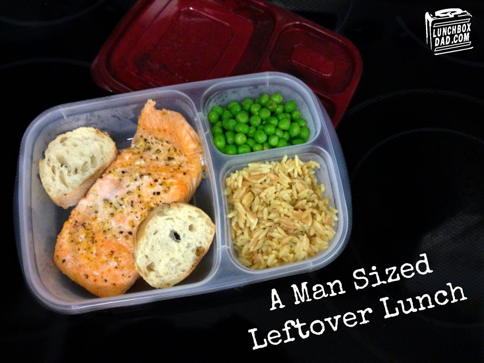 Save Time And Money Lunchbox Dad A Man Sized Leftover Lunch For Parents Here Is A Lunch For