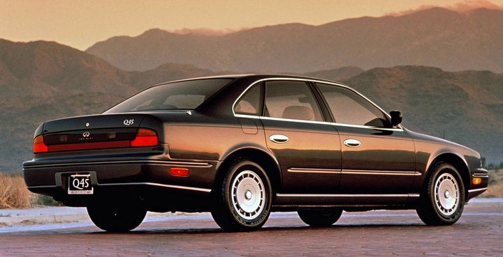 1992 Infiniti Q45 Japanese Cars Infiniti Q45 Car Projects