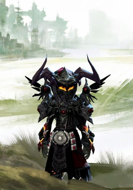 asura necromancer  | Guild Wars 2 Armor in 2019 | Guild wars 2