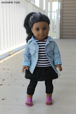Adollable Dolls: A Package from Elegant Basics!