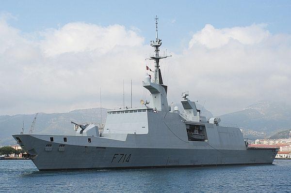 bateau f714