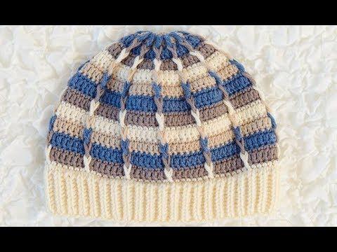 Pin von Arenita Azul auf gorros | Pinterest | Hauben, Handschuh und ...