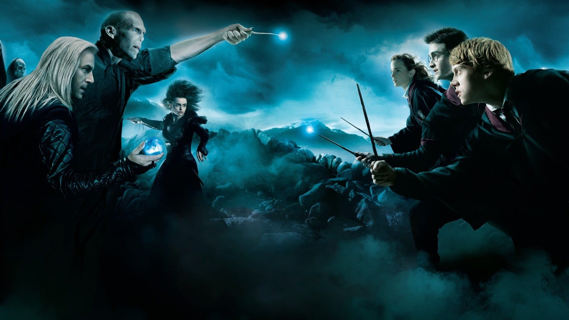 Harry Potter Wallpaper Harry Potter Lord Voldemort Lucius Malfoy Hermiona Granger Ron Weasley 1080p Wallpaper Harry Potter Wallpaper Voldemort Lord Voldemort
