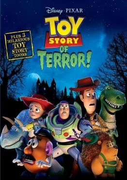 Toy Story Of Terror Movie On Dvd Family Movies Kids Movies Even More Movies Even More Movies On Dvd Toy Story Toons Terror Movies Walt Disney Pixar