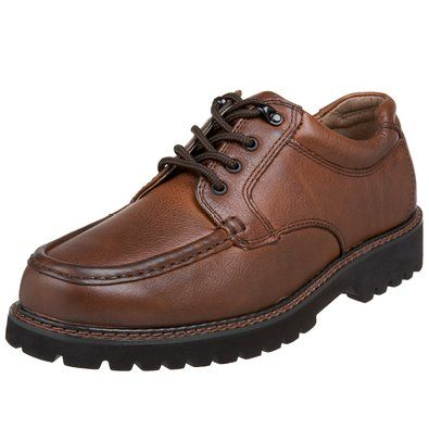 amazon dockers men's glacier moc toe oxford shoes