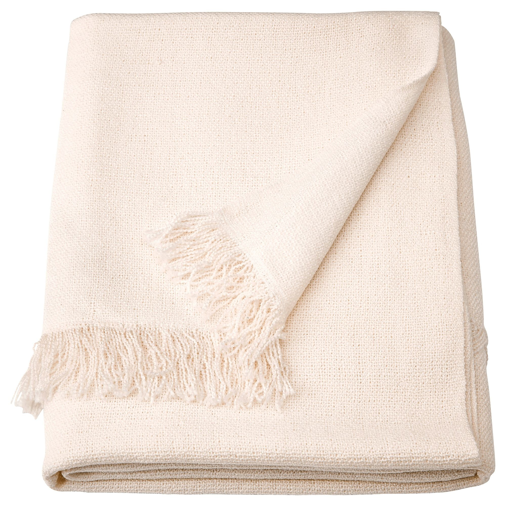 Ingrun Throw White 130x170 Cm Ikea Blankets Ikea Throw Blanket