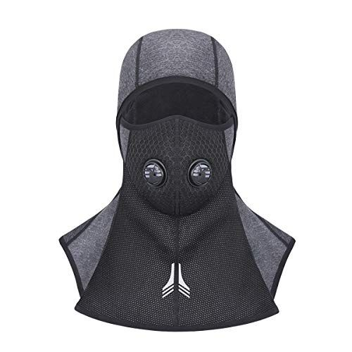 b98598c9a45 Great for WHEEL UP Windproof Ski Mask Versatile Thermal Winter Sports  Balaclava Cold Outdoor Full Face Mask.   15.69 - 16.99  topbrandsclothing  from top ...