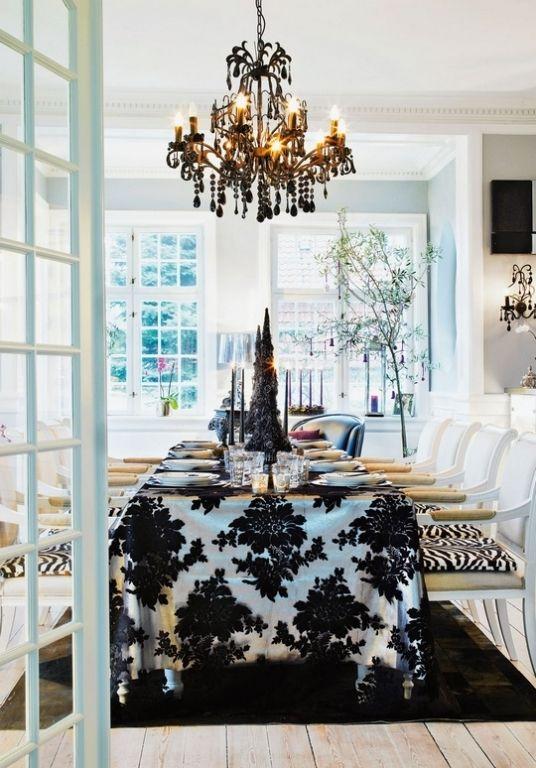 inspirational christmas table decoration ideas pinterest