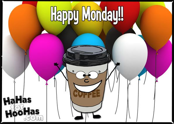 Happy Monday!  Share this eCard with a friend for free!